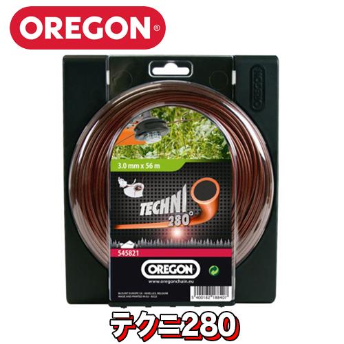 オレゴン ナイロンコード テクニ280