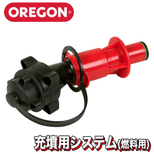 オレゴン 充墳用システム(燃料用)